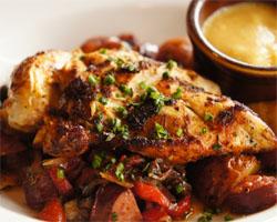 Pollo al Horno a la Mostaza