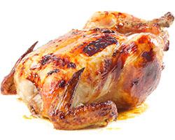 Pollo al Horno al Cava