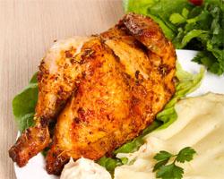 Pollo al Horno al Vino Blanco: Receta Casera