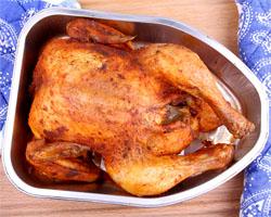 Pollo al Horno Marinado